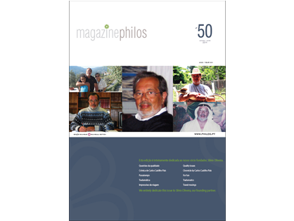 philos magazine n.º 50