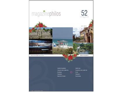 magazine philos n.º 52