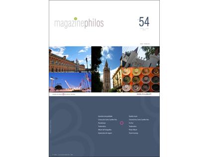 magazine philos n.º 54