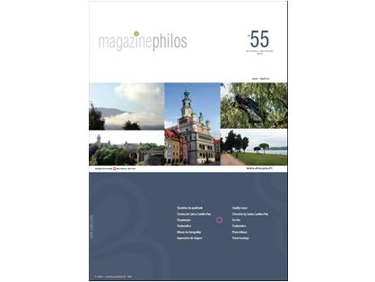 magazine philos n.º 55