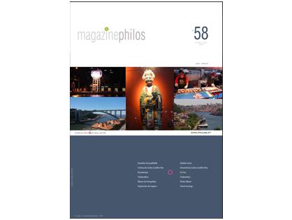 magazine philos n.º 58