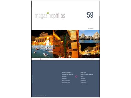 magazine philos n.º 59