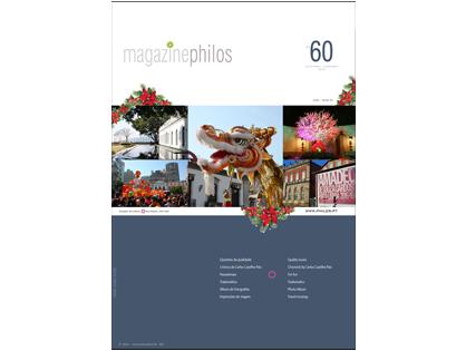 magazine philos n.º 60