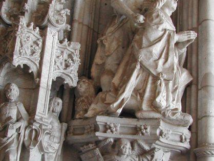 S. Jerónimo no Mosteiro de Santa Maria de Belém (Jerónimos)
