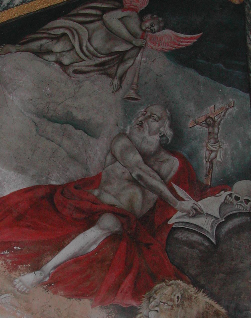 1. Sacristia da igreja matriz de Escalhão
