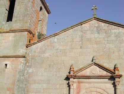 St. Jerome in the parish church of Escalhão (Figueira de Castelo Rodrigo)