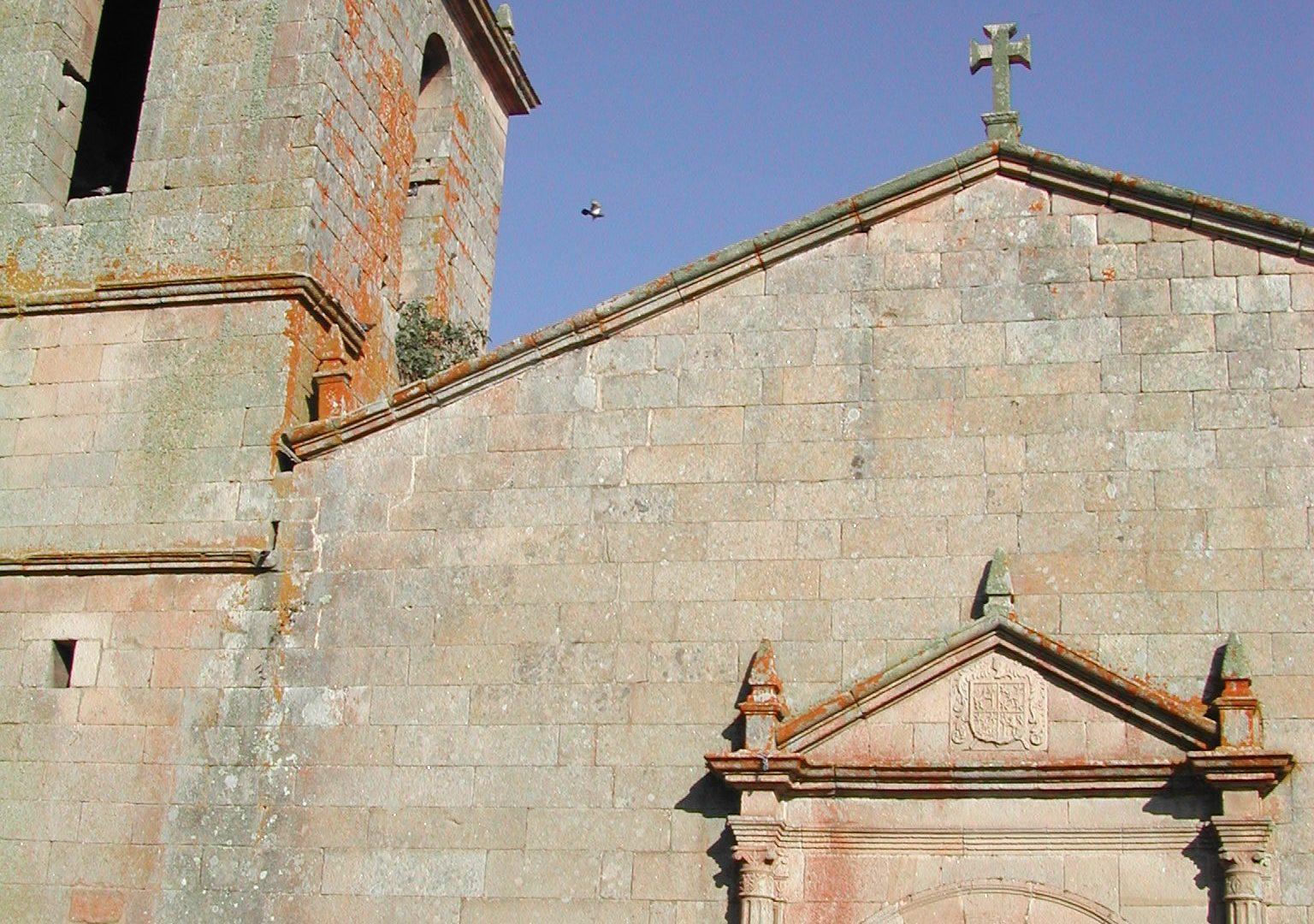 S. Jerónimo na igreja matriz de Escalhão (Figueira de Castelo Rodrigo)